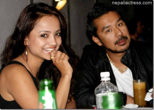 namrata and sagar shrestha