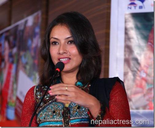 nisha adhikari announce