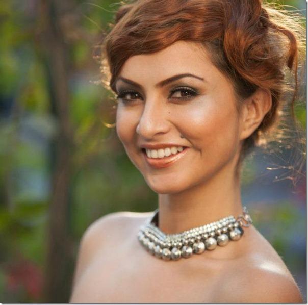 nisha adhikari --smile