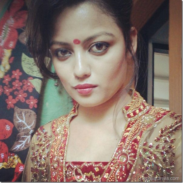 Nepali Heroin Saree Photos: Biography Of Richa Sharma (Reecha Sharma)
