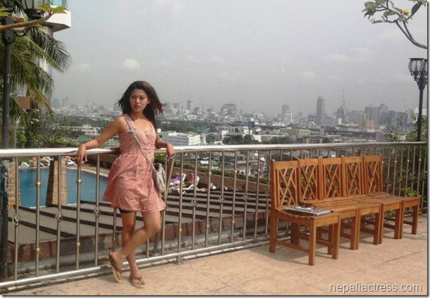 Harshika shrestha thailand tour jan 2013 (18)