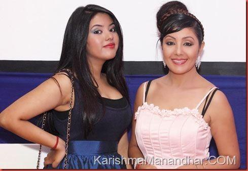 Kabita_Manandhar_karishma_manandhar