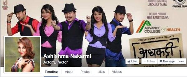 ashishma nakarmi fb