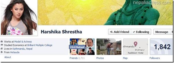 harshika shrestha-profile