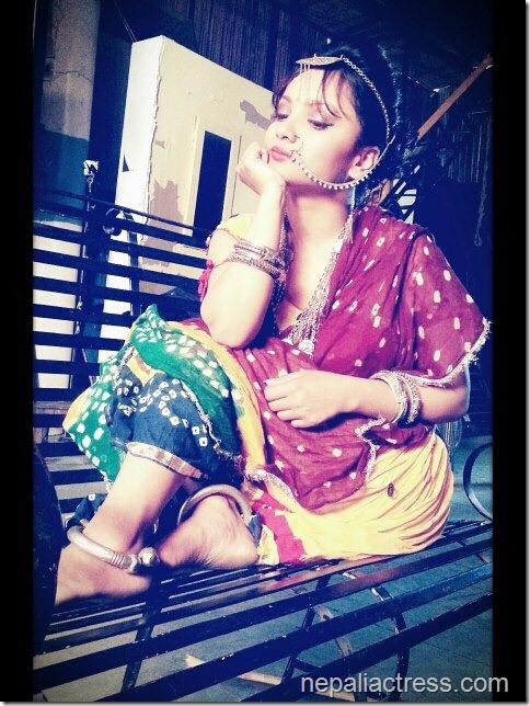 namrata sapkota - new look (1)