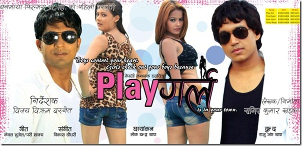 playgirl poster -