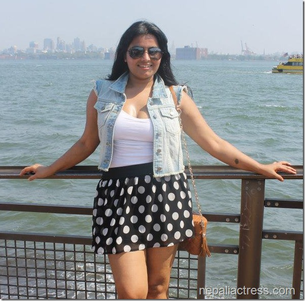 ranjana sharma us - short skirt