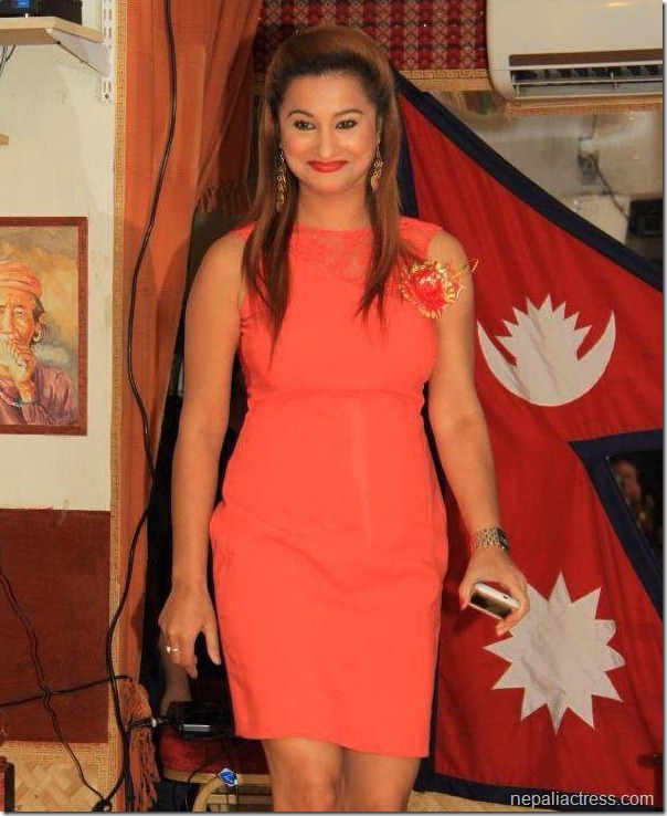 rejina upreti london photo