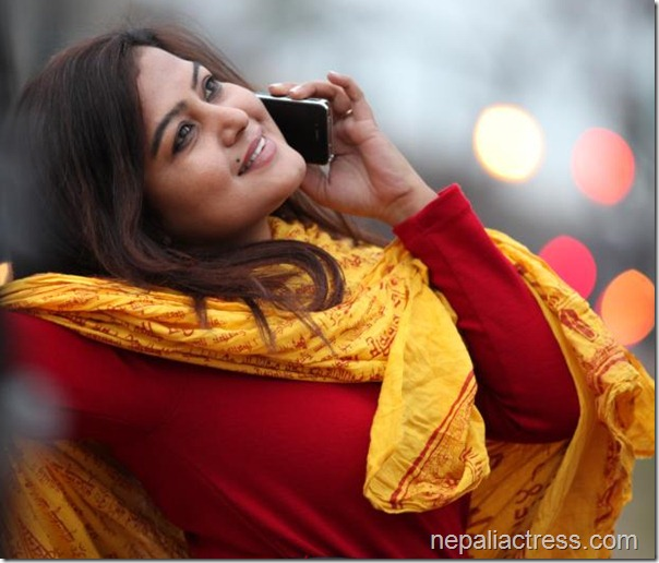 rekha thapa - in us