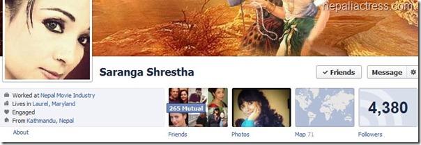 saranga shrestha facebook