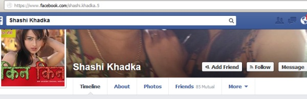 sashi khadka facebook