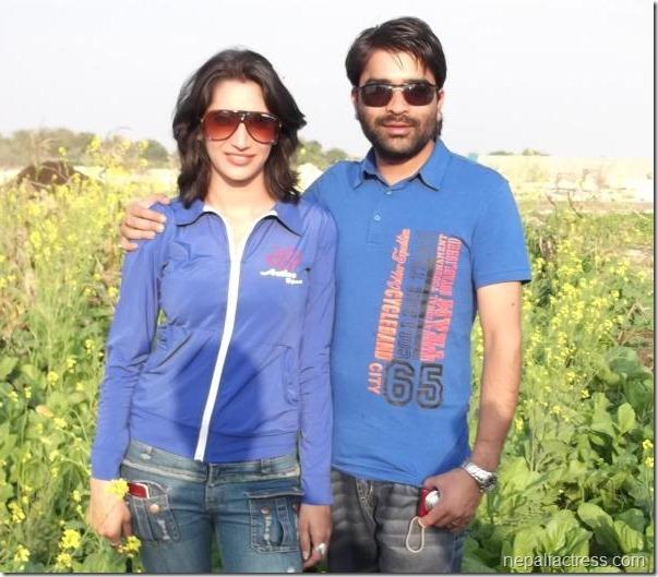 shovita simkhada and nirajan bhandari