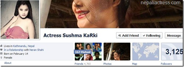 sushma_karki facebook profile