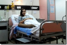 sanchita luitel hospital