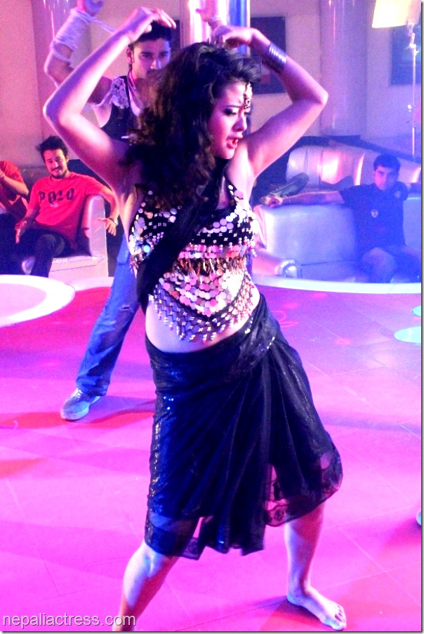 sushma karki dancing ... getting wild