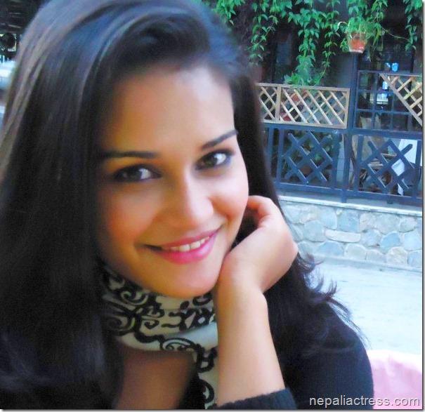 reema bishowkarma sweet smile