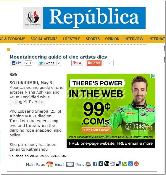 republica news