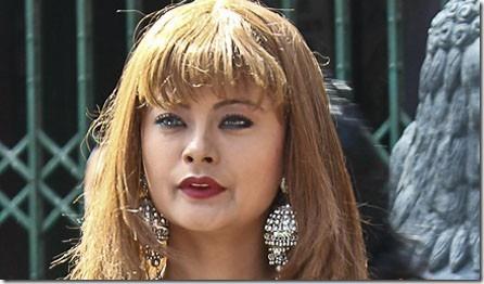sushma karki brown hair