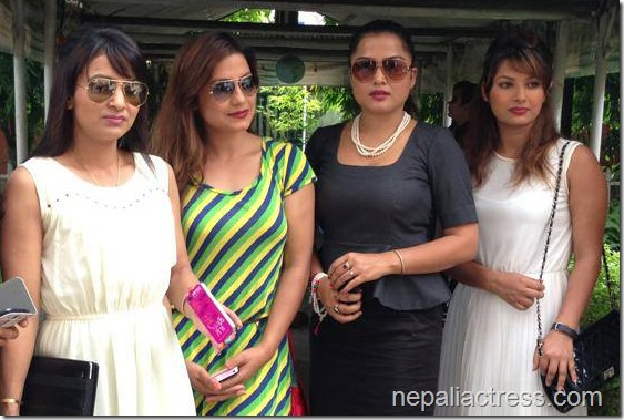 Rekha Thapa in Dharan - national film festival