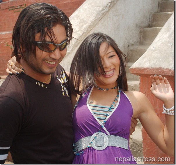 love story 2066 scene arunima lama
