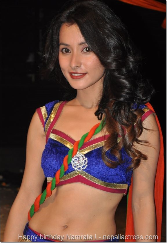 Nepali Actress Namrata Shrestha 1