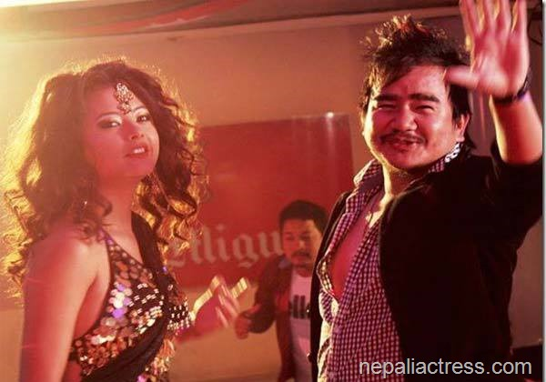 sushma karki and wilson bikram in nepathya