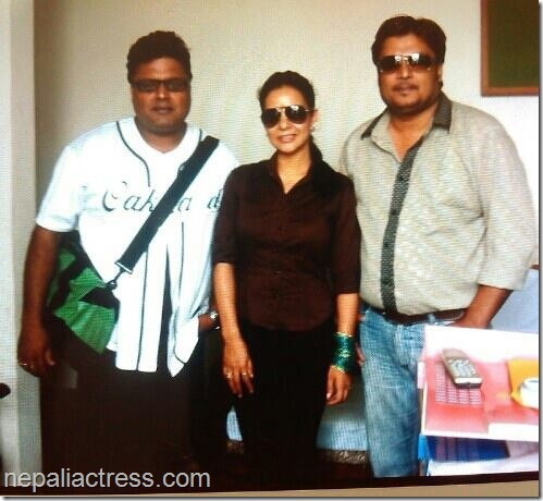 poojana with nirmal sharma and pappu