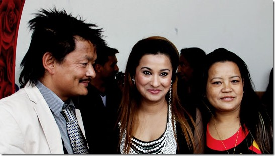rejina upreti kabita shrestha and shovit basnet