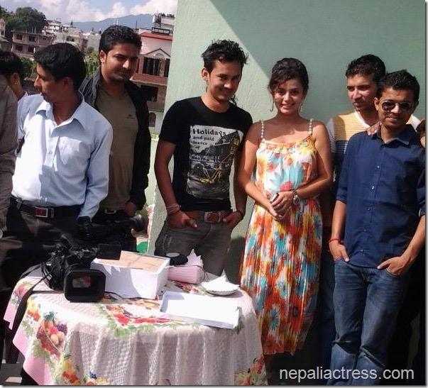 Neeta Dhungana Birthday 2013 (4)