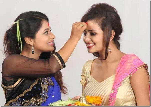 Dashain photo session -