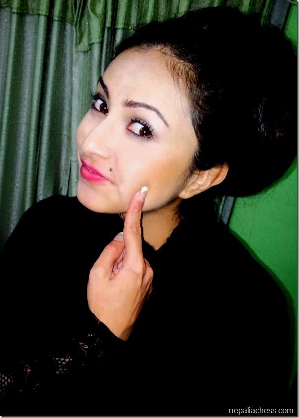 Nepali celebrity gossips in nigeria