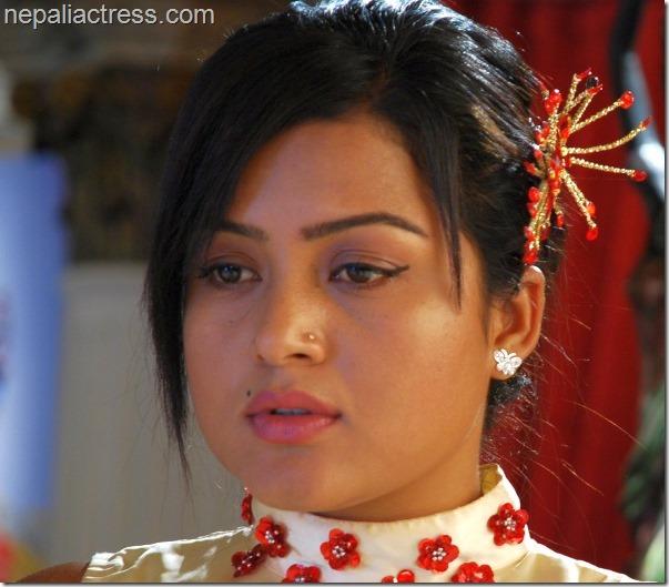 rekha thapa shocked