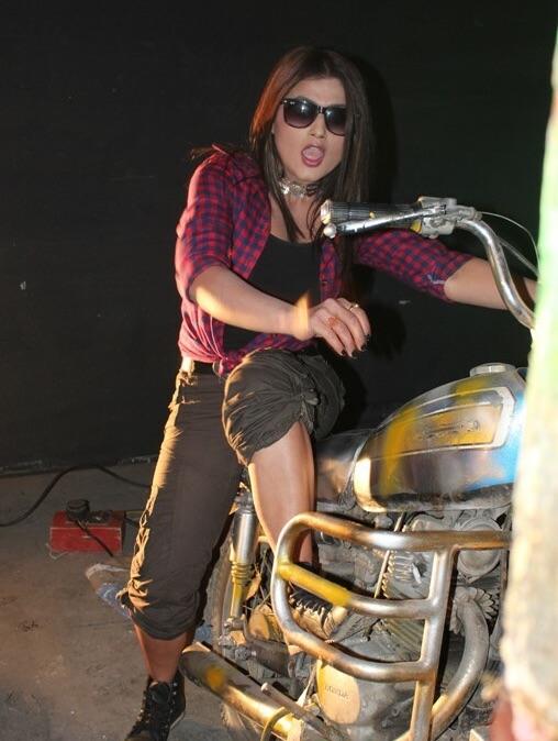 shilpa pokharel lazza shooting