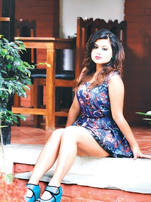 shilpa_pokharel -glam hunt photo