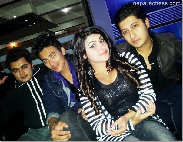 Sushma Adhikari - birthday girl (2)