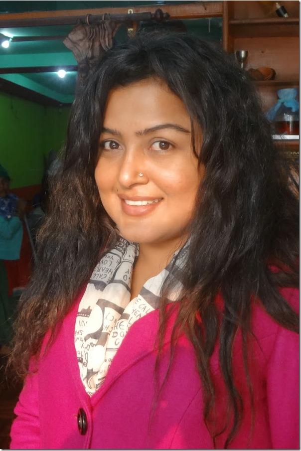 rekha thapa goes to shiva regmi home