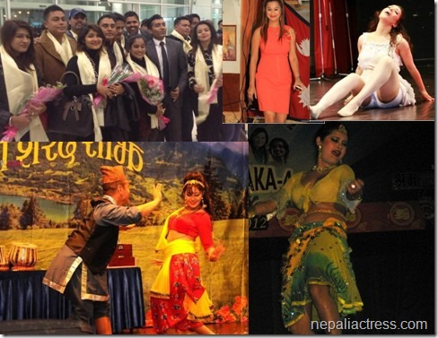 actress in foreign stage shows