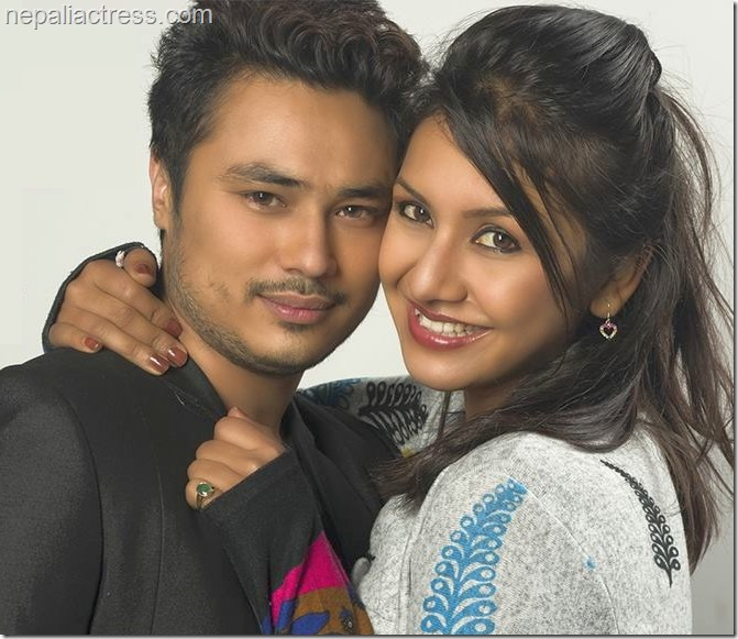 benisha hamal and koshish chhetri - mokshya