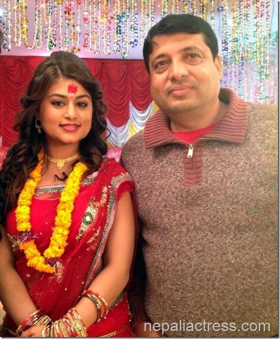 shilpa pokharel and chhabi raj ojha 2