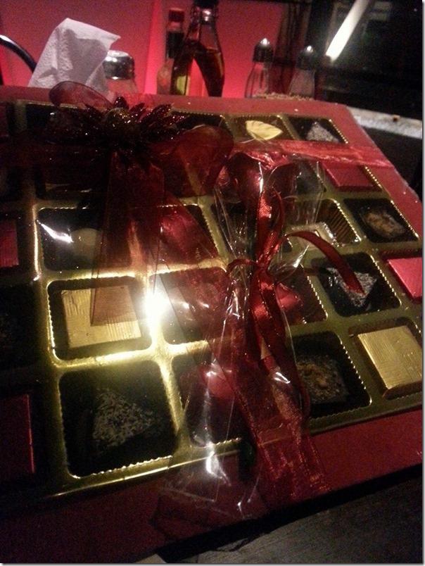 malinas valentine day gift