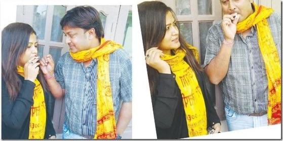 rekha thapa and pappu