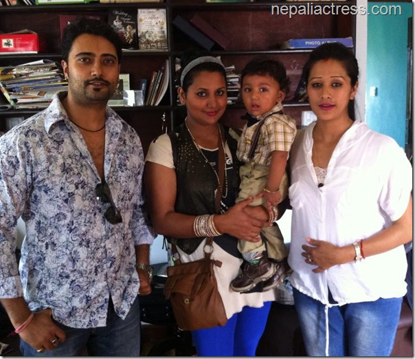 richa ghimire - gathering in Nepal before heading to Canada (2)