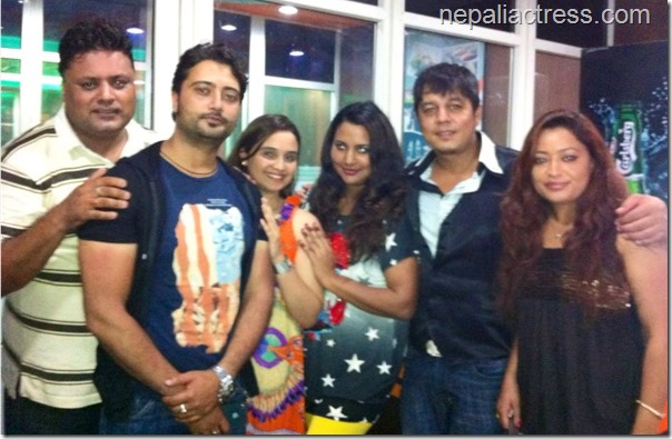 richa ghimire - gathering in Nepal before heading to Canada (3)