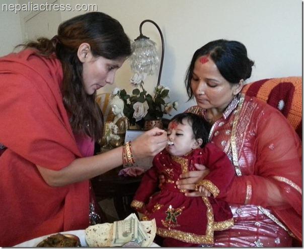 saranaga shrestha daughter bhat khuwai (2)