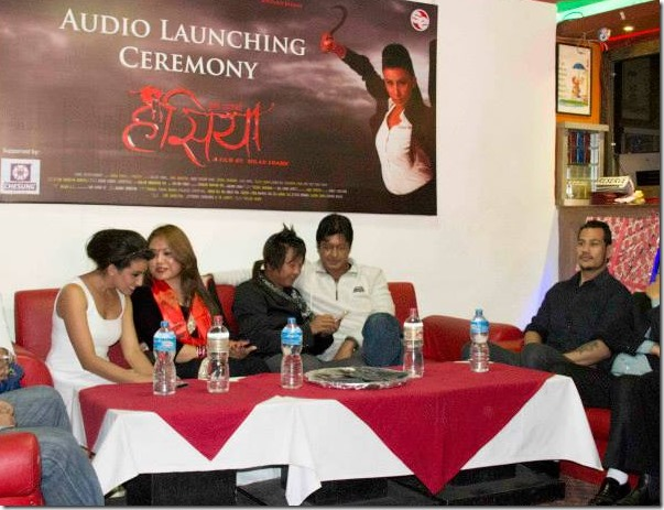 Hasiya press meet and audio release (2)