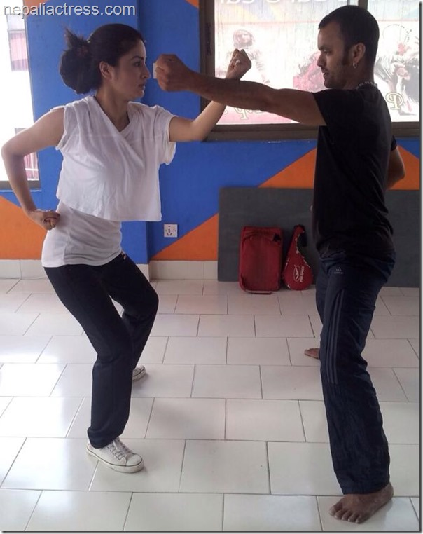garima pant - thuli fight training (5)