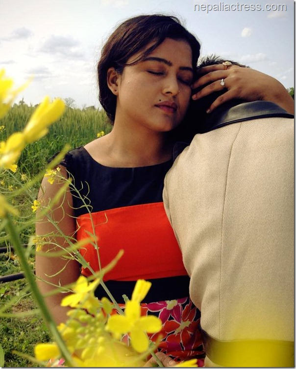 rekha thapa himmatwali shooting (1)