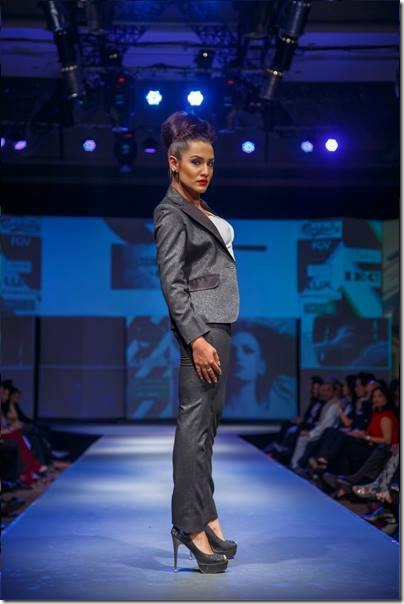 Priyanka Karki TGIF fashion week 2014 (2)