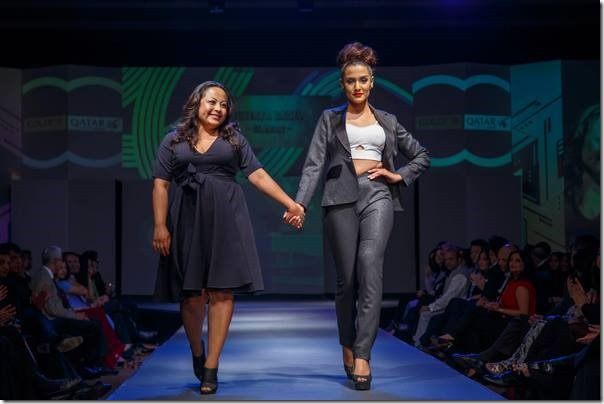 Priyanka Karki TGIF fashion week 2014 (3)