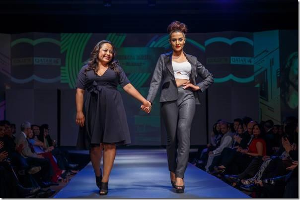 Priyanka Karki TGIF fashion week 2014 (3)